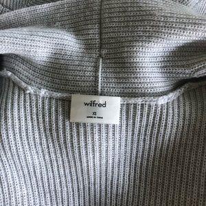 Aritzia Sweaters - Aritzia Wilfred Dunkirk Sweater